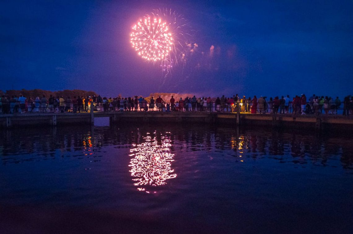 38th Annual July 4th Celebration in Edenton